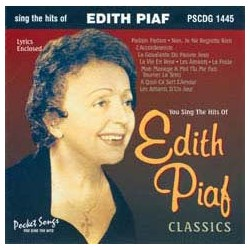Edith Piaf Classics - 10 Songs + 68 CD titlar