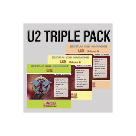 Sunfly World Stars 20 & 21 & 22  U2  3-pack