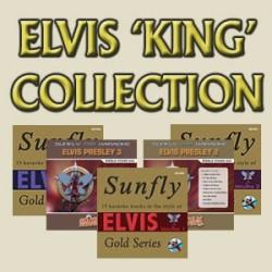 Elvis Presley  - 90 hits CDG Sunfly
