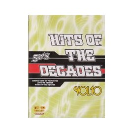 (A) Hits Of The Decades Vol 10 - 50 s - 25 hits