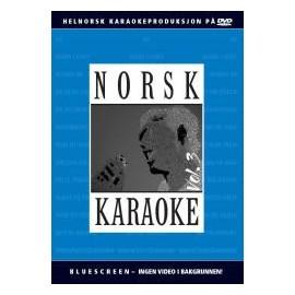 Norsk Karaoke Vol. 3 DVD