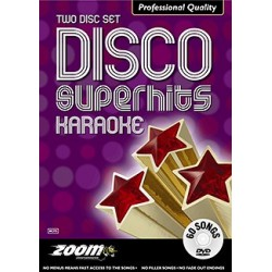 Zoom Disco Superhits DVD (60 Songs)