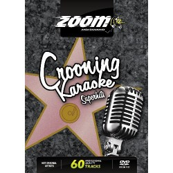 Zoom Crooning Karaoke Superhits DVD (60 Songs)