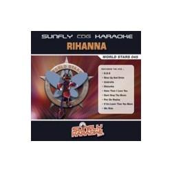 Sunfly World Stars 45 - Rihanna