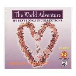 World Adventure 12 disc set VCD/DVD - Del 2
