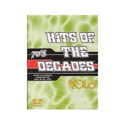 (A) Hits of the Decades Vol. 6 70 s