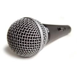 Mikrofon TEV TM PRO II + XLR-Phono kabel