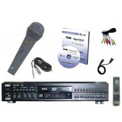 CAVS 203 G USB 5 Format spelare