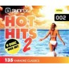 Hot Hits 2 Sunfly CDG 9 disc