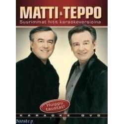 A  Finska Matti & Teppo 20 Karaoke Hits