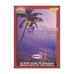 (B) Fever Latin American Hits - DVD