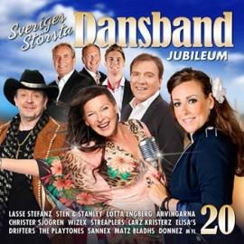 Dansband & Eagles 33 Hits DVD
