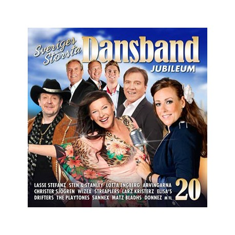 Dansband & Eagles 33 Hits DVD