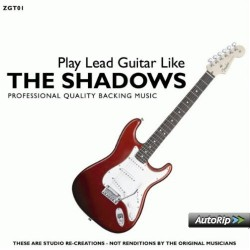 Play Leadguitar With The Shadows