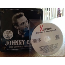 Johnny Cash CDG - 19 Hits + 3 CD's