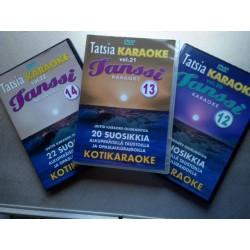 Finska Tatsia 20-21-22 Finska 3 Pak