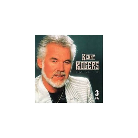 Kenny Rogers - 15 songs Chartbuster