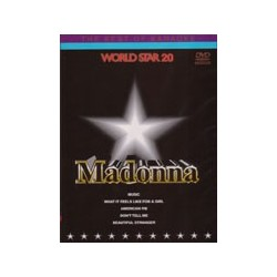 (B) Madonna 22 Hits - World Star 20