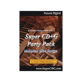 Nutech Party Pack Vol. 1 PC MED DVDLÄSARE