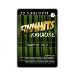 Finnhits 15 Foxin Tahtiin 2 - 30 Songs