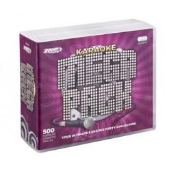 Zoom Mega Pack 500 låtar CDG
