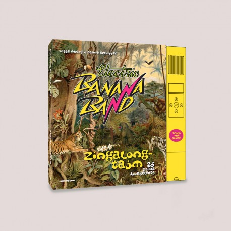 Zingalongtajm - Electric Banana Ljudsångbok