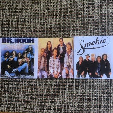 Smokie & Dr Hook & Eagles DANSANT CDG