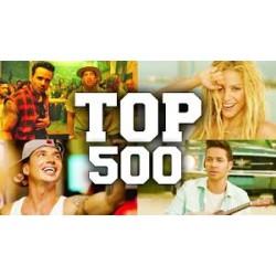 500 låtar CDG Zoom Mega Pop