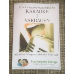 "Info blad om ""Karaokevagnen All Inclusive"