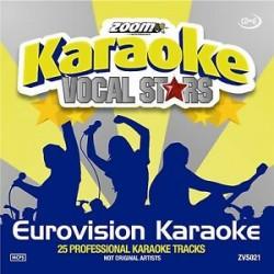 Eurovision CDG Karaoke 25 Songs Zoom