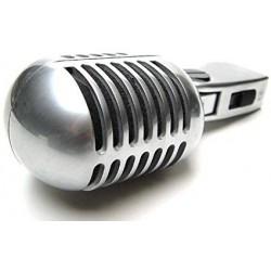 Elvis Retro Mic & Kabel 6 m XLR-XLR