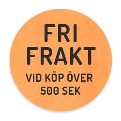 FRI FRAKT VID KÖP ÖVER 500 SEK!!