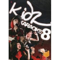 Kidz Karaoke 8 DVD STÖDSÅNG