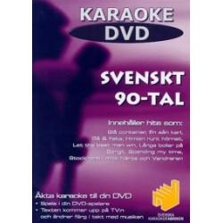 Svenskt 90-tal CDG