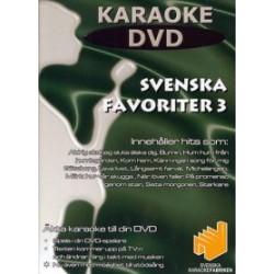 Svenska Favoriter 3 CDG