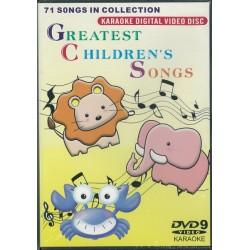 Greatest Children's Song DVD 71 Songs