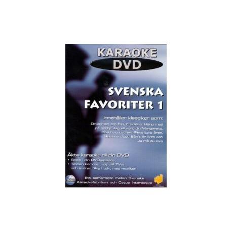 Svenska Favoriter 1 CDG