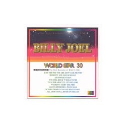 (B) Billy Joel World Star - 14 Songs World Star