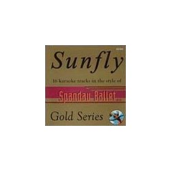 Sunfly Gold  3 - Spandau Ballet