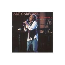 Art Garfunkel Orginal Artist med videobakgrund
