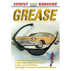 Grease Sunfly DVD