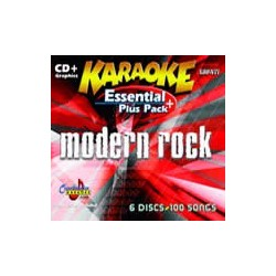 Modern Rock CDG Chartbuster - 100 Songs