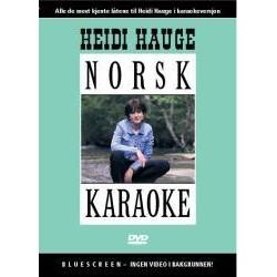 Norsk Karaoke Vol. 7 DVD Heidi Hauge