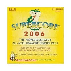Supercore 18 disc-set 2006 inkl 320 låtar