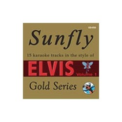 Sunfly Gold 50 - Elvis 1