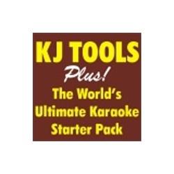 KJ Tools Plus 12 Disc set CDG