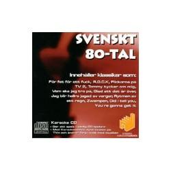 Svenskt 80-tal CDG