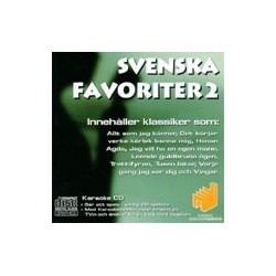 Svenska Favoriter 2 CDG