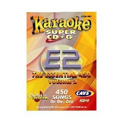 Essential Karaoke E2 450 songs
