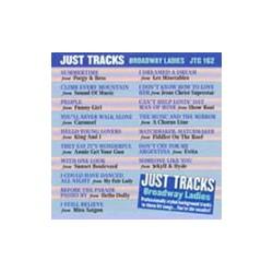 Broadway Women 10 Songs PSCDG1349